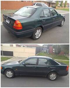 1995 Mercedes-Benz C180 Sedan Meadow Heights Hume Area Preview
