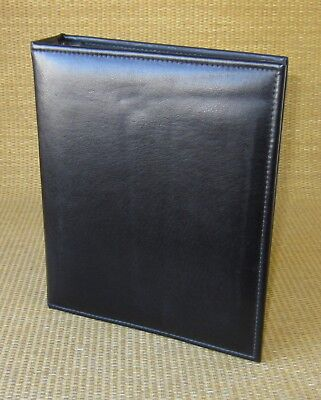 Classic 1.5 Rings Black Leather Franklin Coveyquest Open Plannerbinder