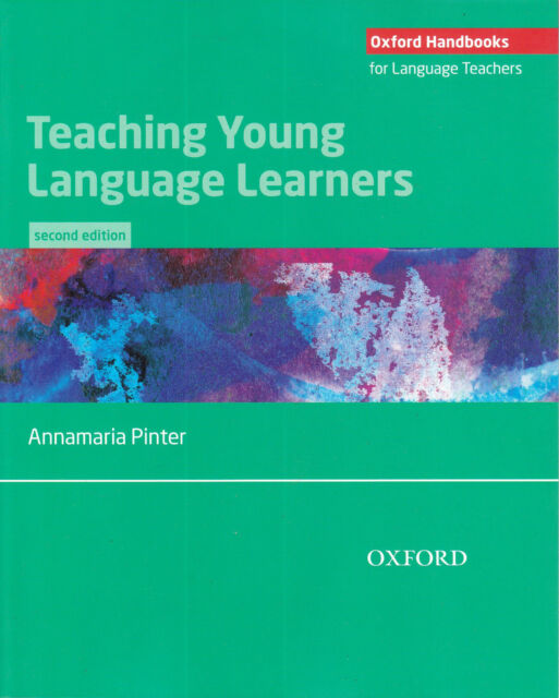 Oxford Handbooks for Teachers TEACHING YOUNG LANGUAGE LEARNERS 2nd Edition @NEW@