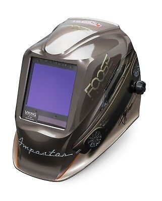 Lincoln Electric Viking 3350 Foose Impostor Auto-darkening Weld Helmet K4181-3
