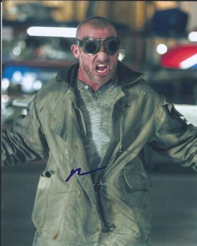 Dominic Purcell Signed Autographed 8x10 Photo The Flash Prison Break O2
