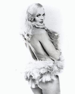 "Lesley Anne Down 10"" x 8"" Photograph no 9"