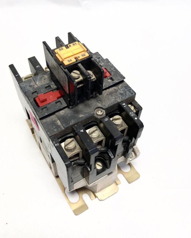 Telemecanique Contactor LC1-D633 220v Coil