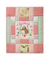 Room Seven Crawling Blanket Pony Camp Girls Size 80 X 100cm - room seven - ebay.co.uk