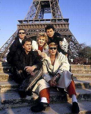 "Duran Duran 10"" x 8"" Photograph no 3"