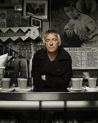 """Paul Weller The Jam Mods 10"""" x 8"""" Photograph no 17"""