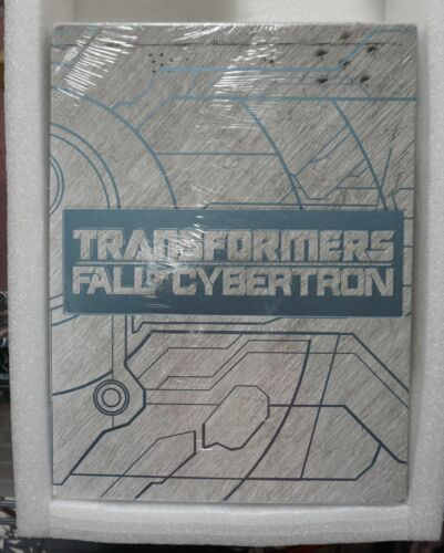 Transformers: Art of the Fall of Cybertron IDW Red Label Limited Slipcase Cover