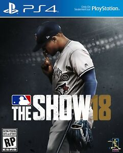 WANTED: MLB 18 for PS4