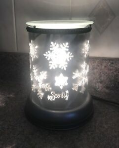 scentsy silver frost