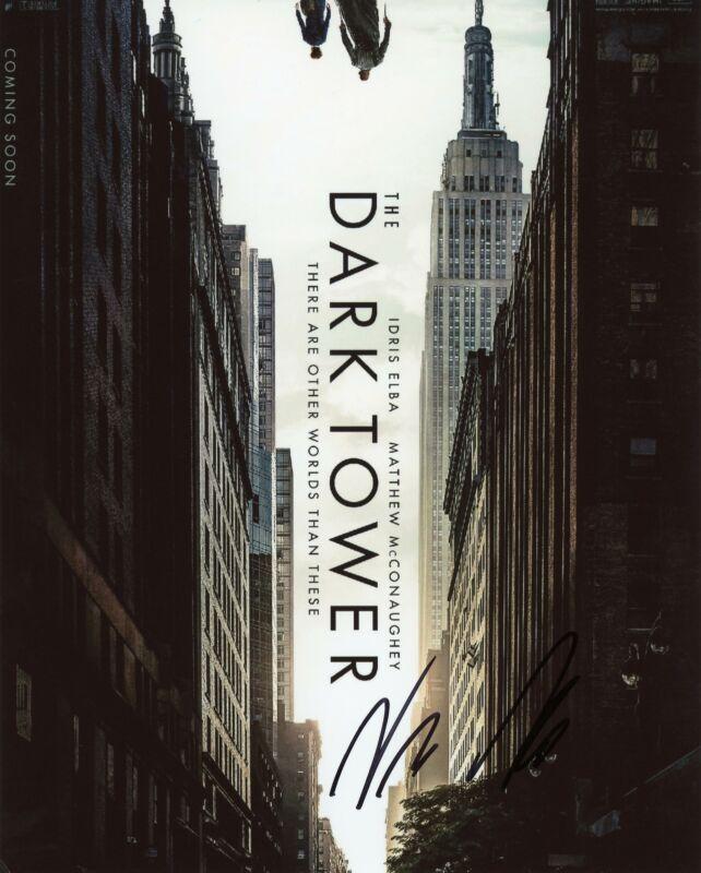 "Nikolaj Arcel ""The Dark Tower"" Director AUTOGRAPH Signed 8x10 Photo"