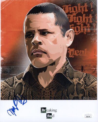 RAYMOND CRUZ Signed 8x10 Photo BREAKING BAD Autograph Better Call Saul JSA COA