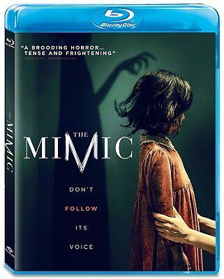 The Mimic (Blu-ray)(WGU01987B) New, Well Go USA, Korean Horror](Korean Halloween Movie)