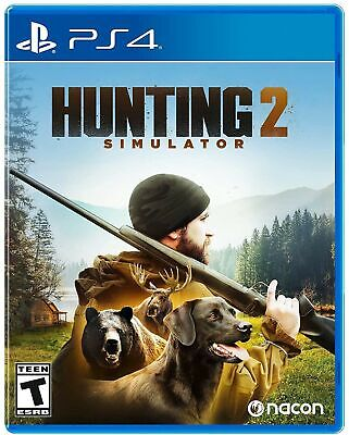 Hunting Simulator 2 - Sony PS4 - New & Sealed