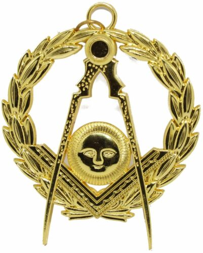 Grand Senior Deacon Collar Jewel