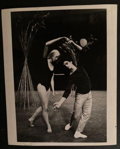 ballet ballerina photo NYCB J Robbins Watermill 1972 Peggy Dudleston E. Villella