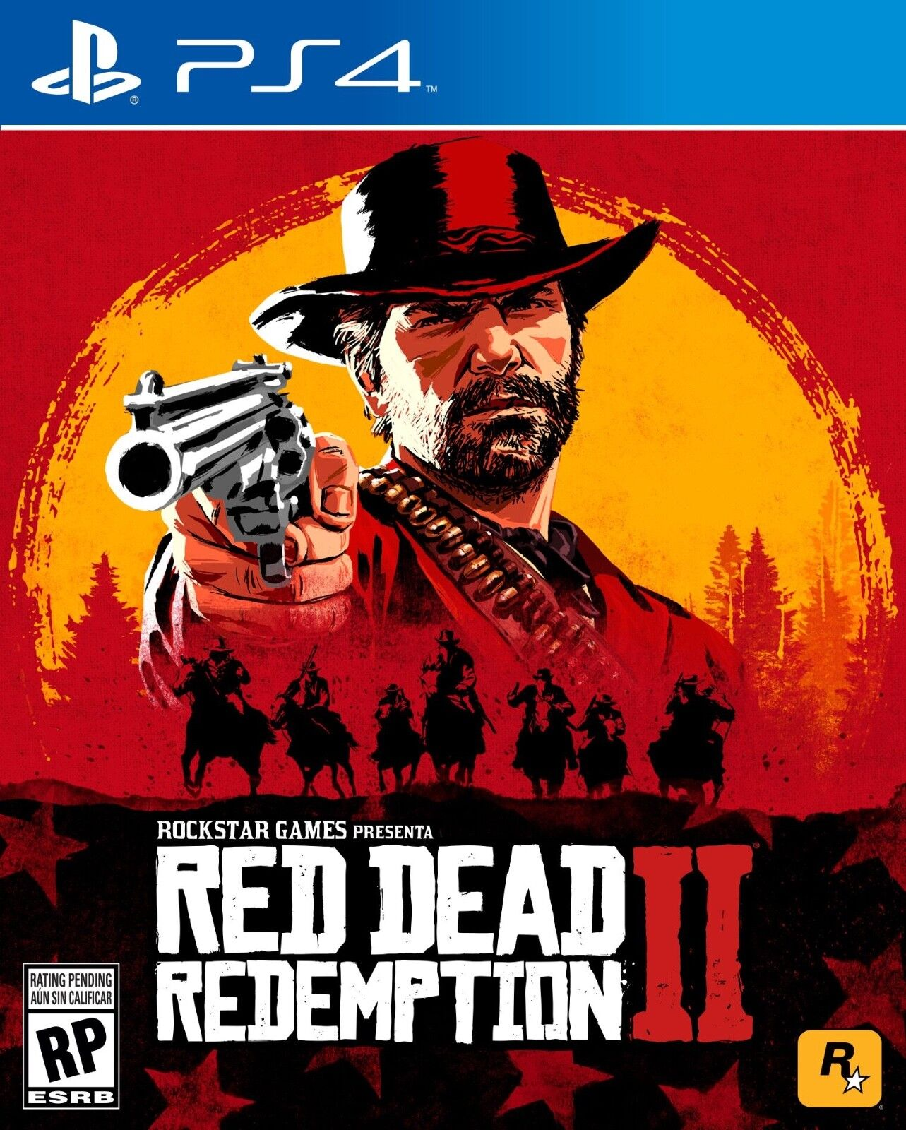 PS4 Red Dead Redemption 2 - NEW