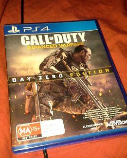Call of duty advanced warfare day zero edition Bendigo 3550 Bendigo City Preview
