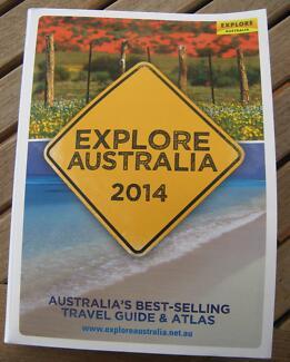 EXPLORE AUSTRALIA 2014 - 671 pages touring australia guide Bellbowrie Brisbane North West Preview