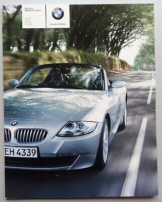 V09202 BMW Z4 MK1 2.0i 2.5i 5.5Si 3.0Si