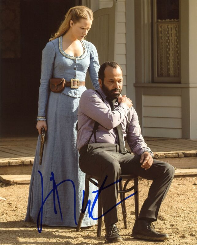 "Jeffrey Wright ""Westworld"" AUTOGRAPH Signed 8x10 Photo B ACOA"