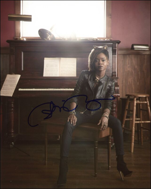 "Ashleigh Murray ""Riverdale"" AUTOGRAPH Signed 'Josie McCoy' 8x10 Photo B"