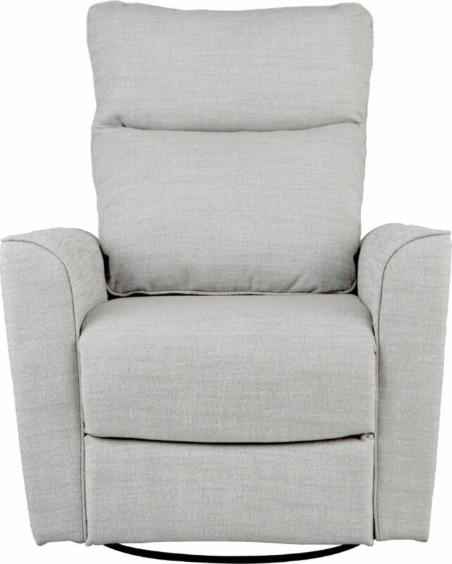 Karla Dubois - Soho Contemporary Armchair - Gray
