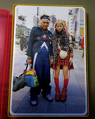 Japanese 2003 Phaidon Shoichi Fruits Postcard 45 Cards Case Fashion Japan Design