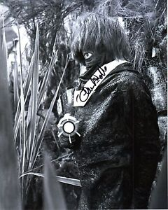 Doctor-Who-Signed-Photo-CHRIS-WEBB-Monoid-The-Ark-Genuine-Autograph