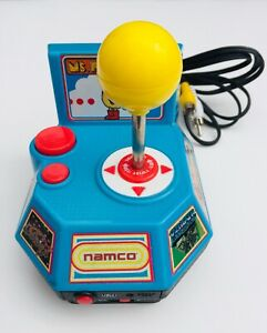 JAKKS Ms. Pac-Man 5 in 1 Vintage Plug and Play TV Video Game