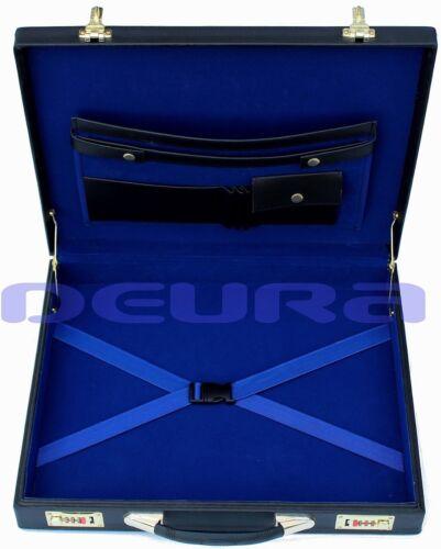 Top Quality Brand New Layflat WM or MM Masonic Regalia BRIEFCASE Case