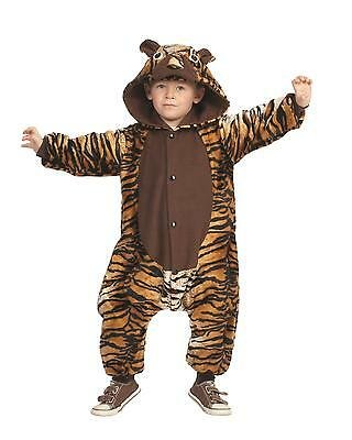 Taylor The Tiger Child Deluxe Costume, Halloween, Toddler 3T-4T](Tiger Halloween Costume 3t)