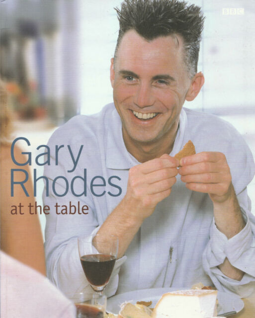 Gary Rhodes at the Table  by Gary Rhodes  (Paperback Cookbook, 2003)