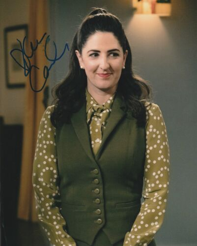 """* D""""ARCY CARDEN * signed autographed 8x10 photo * THE GOOD PLACE * 4"""