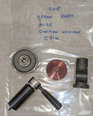 Emco Maximat V10-p Lathe Apron Parts Miscellaneous C31u