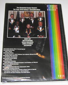 KENNEDY CENTER HONORS DVD Led Zeppelin, Buddy Guy, David Lettterman, 2012 Sealed
