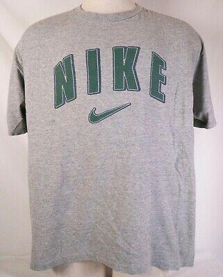Nike USA Olympics shirt XL Vintage Gray Short Sleeve
