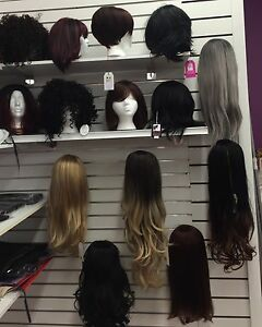 THE LARGEST WIG  Selection STORE  in St John's