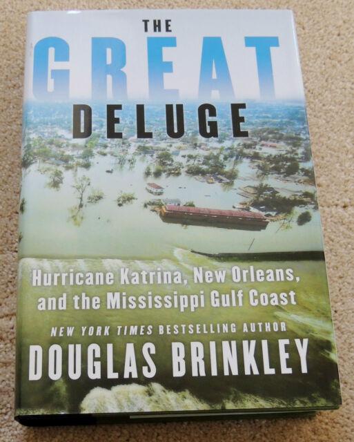 HURRICANE KATRINA book New Orleans & MIssissippi Gulf Coast