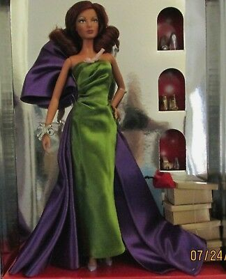 "2010  BARBIE DOLL ""ANEMONE"" BY CHRISTIAN LOUBOUTIN   MINT/ NRFB"
