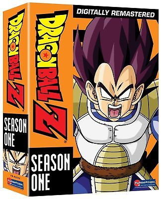 Dragon Ball Z Season 1 English Dub Funimation Remastered Saiyan Saga ✔✔✔✔✔