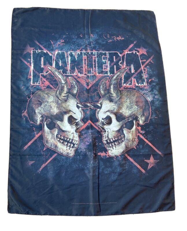 """Pantera Fabric Poster Flag 30"""" x 43"""""""