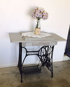 Singer Treadle Display Table Robina Gold Coast South Preview