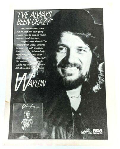 WAYLON JENNINGS / 1978 I