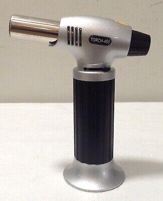 Butane Torch Lighter Thrust Jet Gun Lighter Welding Adjustable Flame Multi New