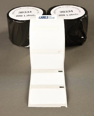 1000 Address Labels For Dymo 4xl Labelwriters 30334 Multipurpose Paypal Postage