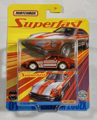 Matchbox Superfast Datsun 280 ZX 280ZX Nissan Fairlady Z Nismo Oem