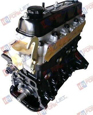New Engine 4y Long Block For Toyota Forklift No Core Needed