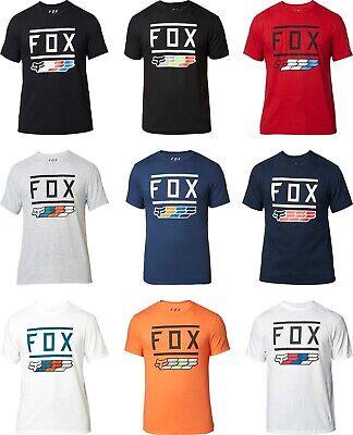 Fox Racing Super T-Shirt - Short Sleeve Graphic Tee Mens Mot