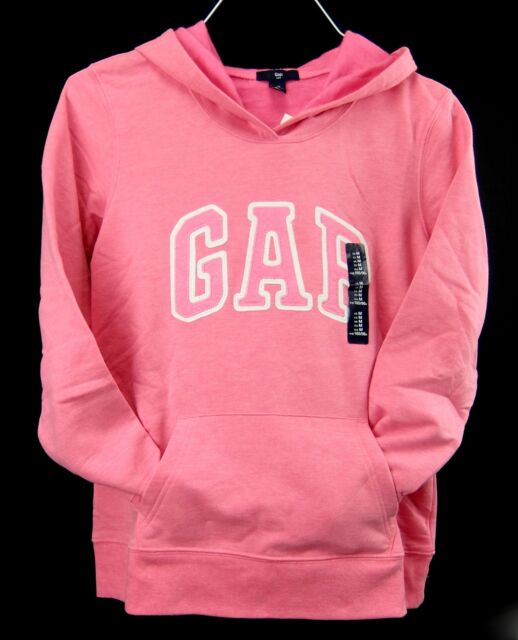 Gap Women's Hoodie Sweatshirt Pink Pullover Choose Your Size ...
