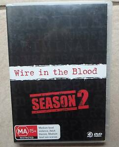 DVD: Wire In The Blood - Complete Season Two - 4  Disc Set Greenwood Joondalup Area Preview